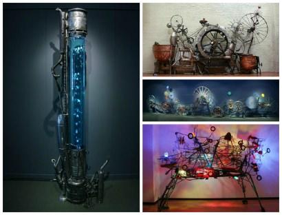 Kinetic Sculptures