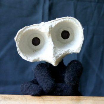 Mummenschanz puppet
