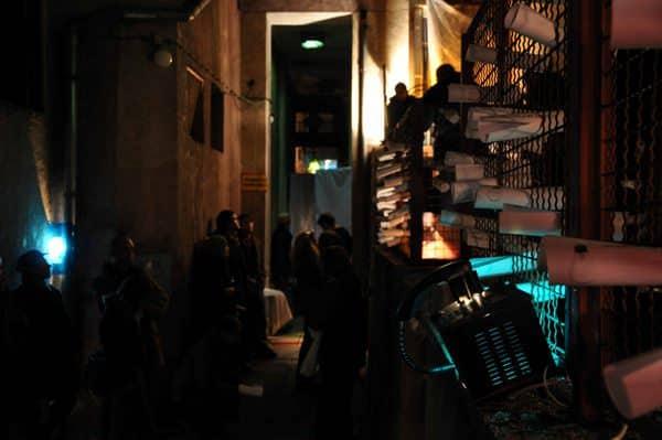Lighting Up Sarajevo ! Interactive, Happening & Street Art Lamps & Lights