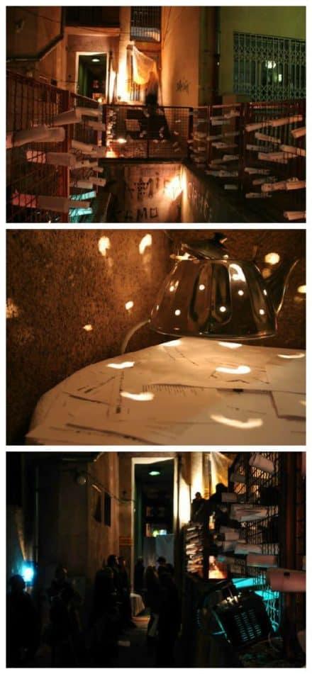 Lighting Up Sarajevo !