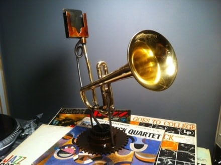 Analog Tele-Phonographer