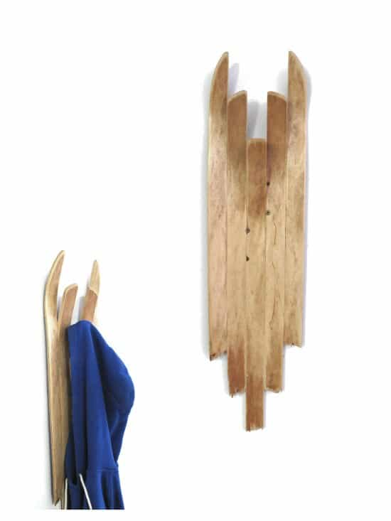 Skate coat rack in sport goods accessories  with Skateboard Coathanger