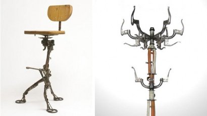 Bicycle furnitures