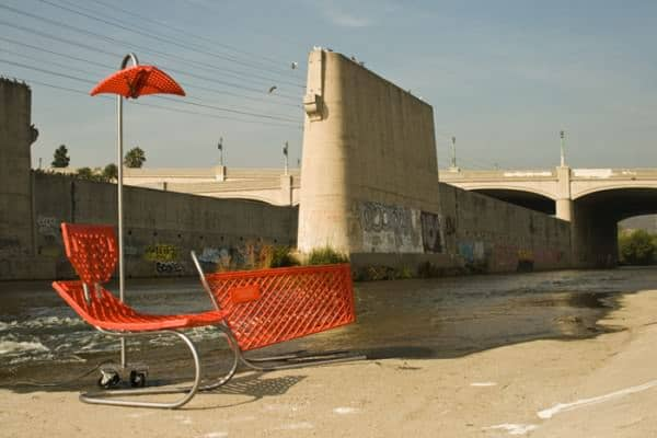 Mercado Negro by Ramon Coronado Interactive, Happening & Street Art Recycled Furniture