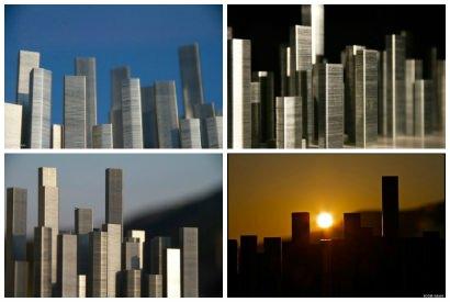 Staples City By Roger Albani