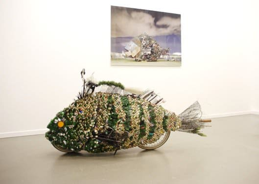 Rubbish Fish Art: Yodogawa Technique Recycled Art