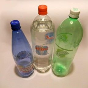 DIY : Plastic bottles boxes and packagings