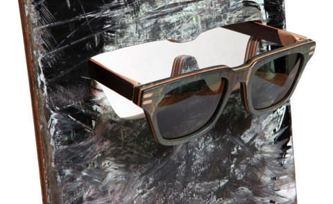Skateboards sunglasses Accessories Recycled Sports Equipment Wood & Organic