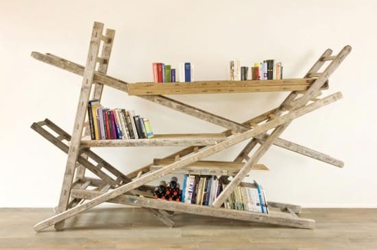Re-constructed furniture Recycled Furniture Wood & Organic