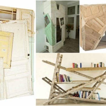 Re-constructed furniture