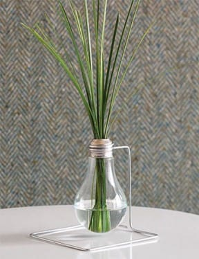DIY : Light bulb vase