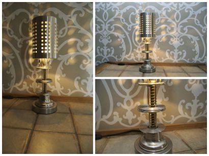 35mm film spool Lamp