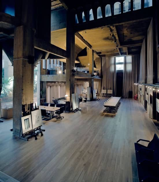 Old Cement Factory Transformed Into Workspace Home Improvement