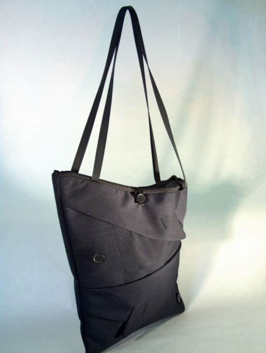Bags from recycled jackets Accessories Clothing