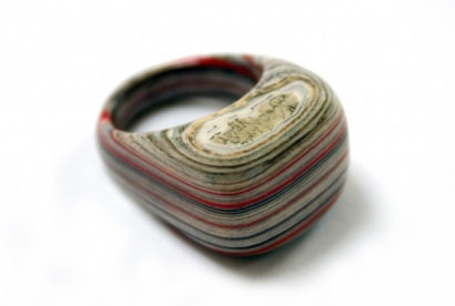 Rings from paper