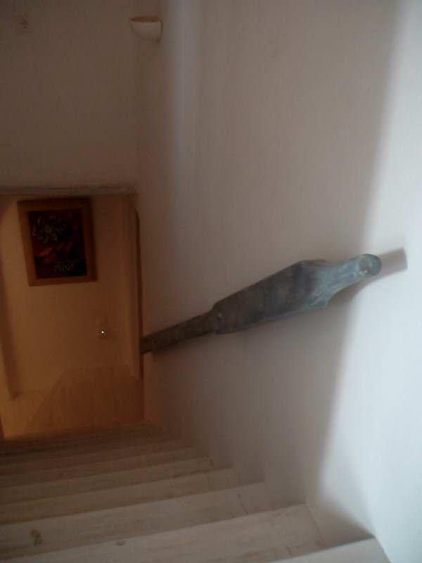Oars Handrail Wood & Organic