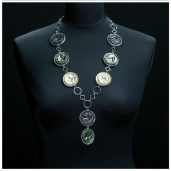 Fashion Jewelry Made From Recycled Nespresso Caps