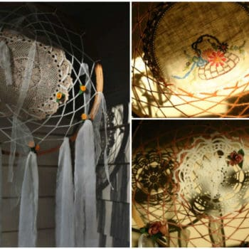Recycled Dreamcatchers