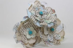 Atlas Paper Flowers