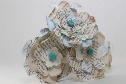 Atlas Paper Flowers