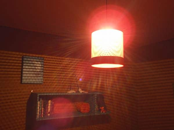 Trashcan Untrashed Into Hanging Lamp Lamps & Lights