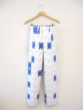 Business Card Pants