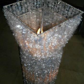 Alternative Crystal Lamp