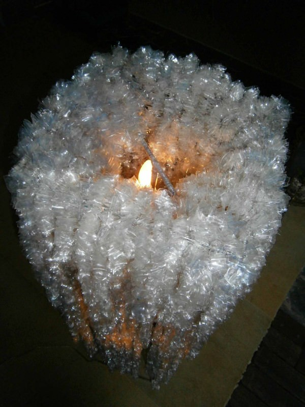 r3 Alternative Crystal Lamp in plastics lights  with Plastic Lamp contemporer 