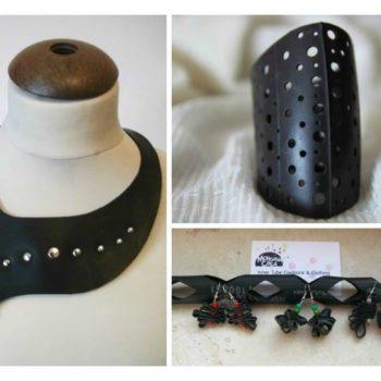 Inner Tube Jewelry