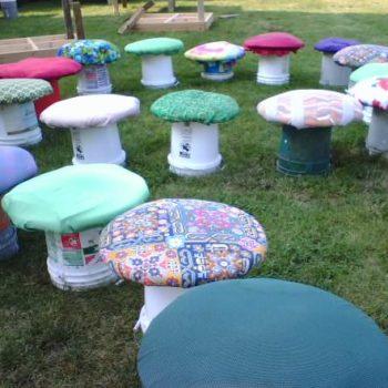 Maryland Faerie Festival Mushrooms