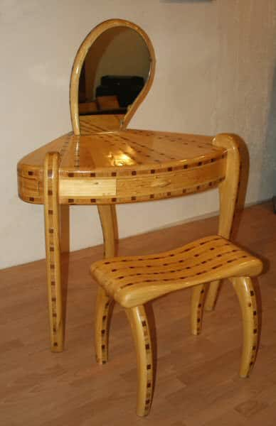 Ideolign Furniture by Loren Venancio Recycled Furniture