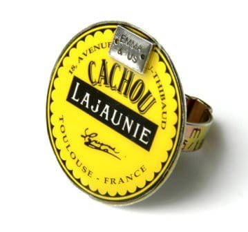 Cachou Lajaunie Jewelry in packagings jewelry accessories  with Packaging Metal Jewelry