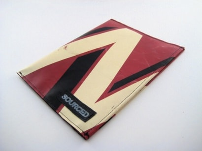 Truck Tarp iPad Sleeves