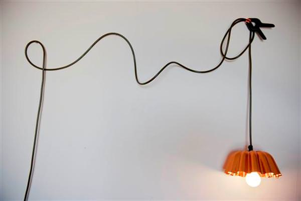 Remade Jelly Mould Light Lamps & Lights