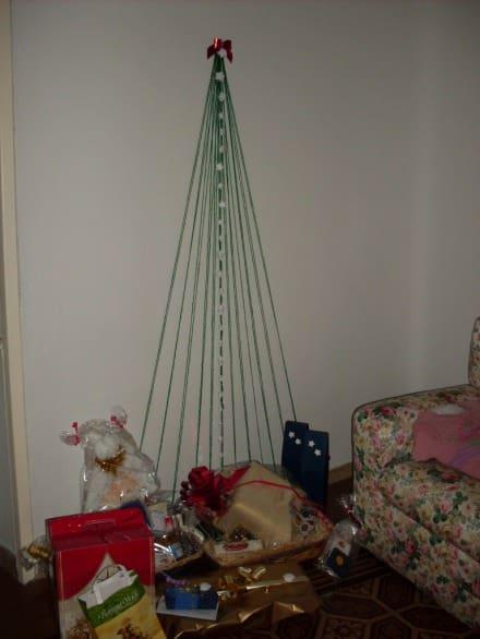 2D christmas tree
