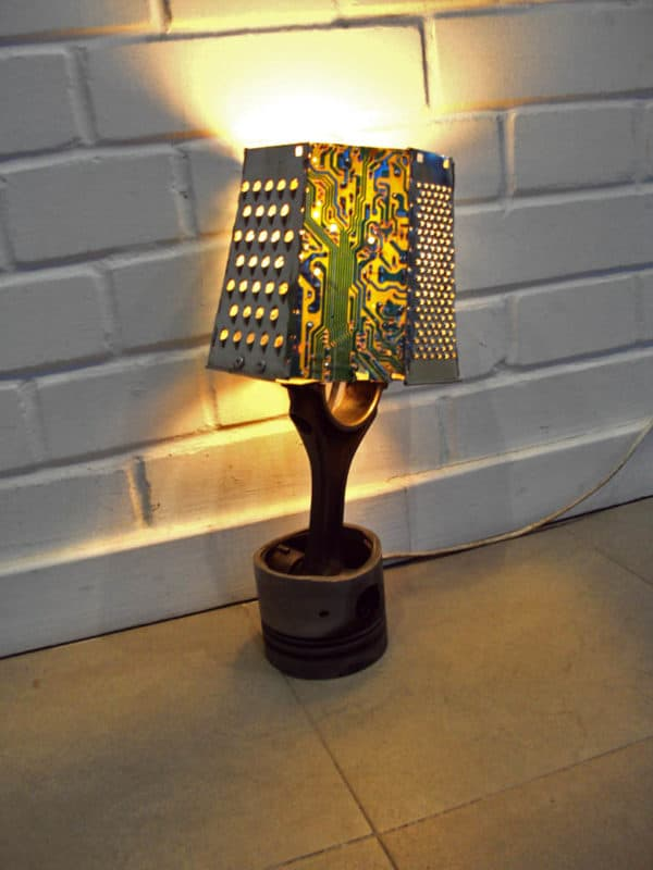 Lampka Lamps & Lights Recycled Furniture