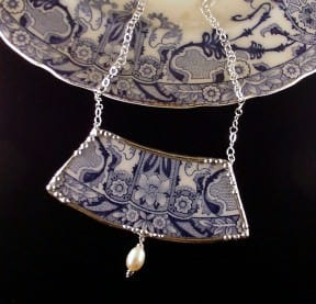 Dishfunctional Designs: Broken China Jewelry