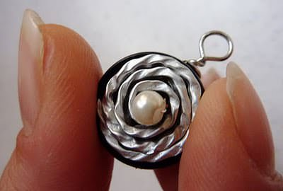 Diy: Recycled Coffee Capsules Earrings Accessories Do-It-Yourself Ideas Upcycled Jewelry Ideas