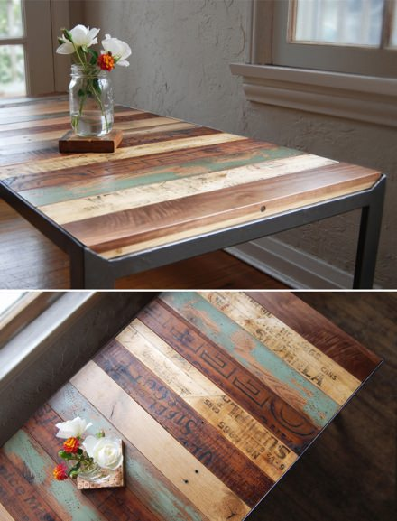 The Re Surface Table