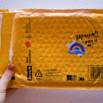 Recycle Your Packages Challenge