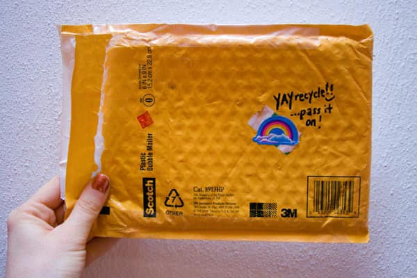 Recycle Your Packages Challenge Do-It-Yourself Ideas