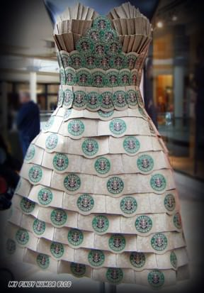 Starbucks coffee dress