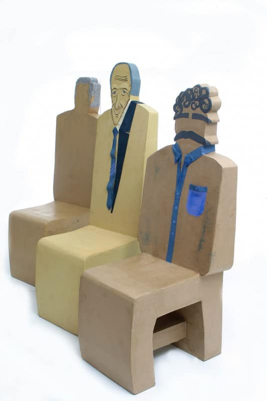 Cardboard Furnitures Do-It-Yourself Ideas Recycled Cardboard