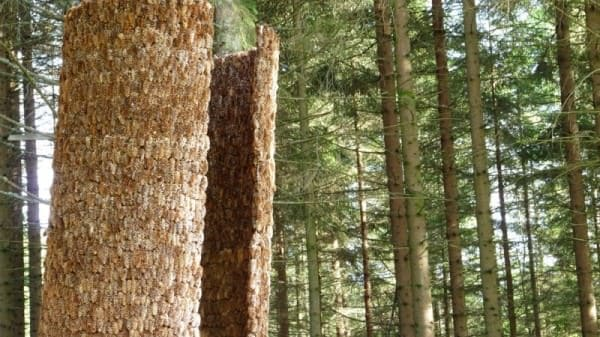 Inner Forest Home Improvement Interactive, Happening & Street Art Recycled Art Wood & Organic