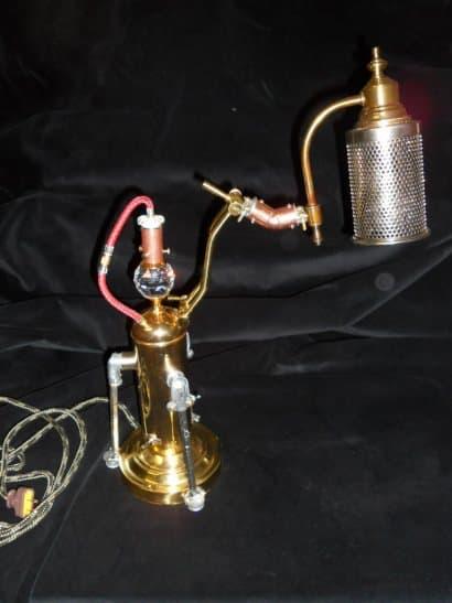 Brassneck the Lamp