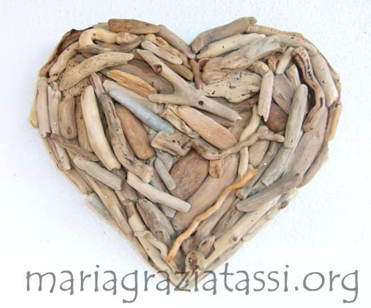 LOVE Low VenutidalMare in wood art  with 