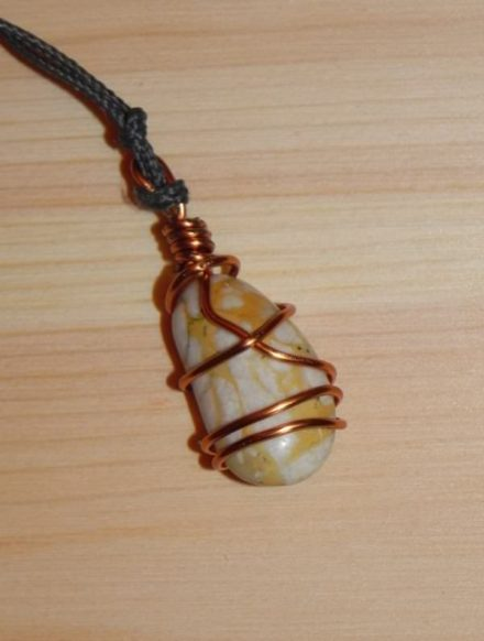 Pendant from the nature