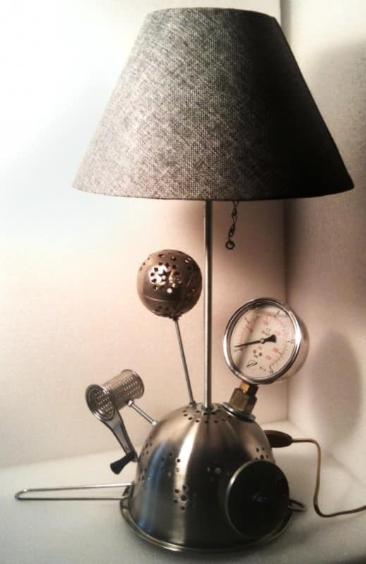 GARBAGE Design: Eco Design in women Lamps & Lights