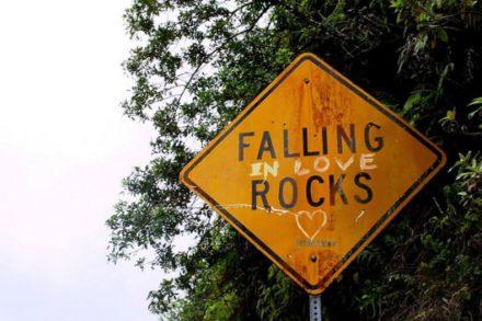 Falling (In Love) Rocks!