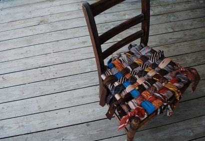 33 Recycled Tie Projects That Inspire!